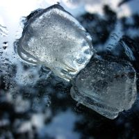 Glass and Ice I by Jade-DV