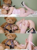 Sammie Cee and that Bear by cawpops