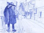 a homeless guy in angueleme by mir-ahmad