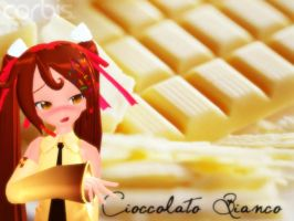 MMD: I love White Choccolate by MsYelenaJonas