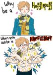 Hufflepuff Supreme by WhatItMeansToBeHuman