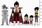 DBR Vegeta, Vegeta, Table, Ohkrah by The-Devils-Corpse