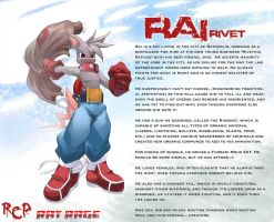 Rai Rivet by Robaato