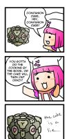 Cooking With the Cube by KimYoshiko