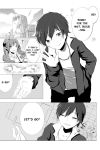 Manga Sample: Shoujo Scenario by shiroyanya