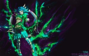 Tira- Soul Calibur Wallpaper by blueangel06661