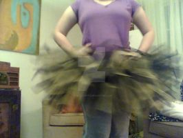 Batman Race Tutu by bobcrochets