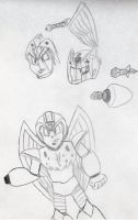 Mega Man X Beasts by LBDNytetrayn