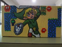 Link 4x8 acrylics by shaunC