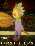 Vetas First Steps-Paperchild- by Wulfsista