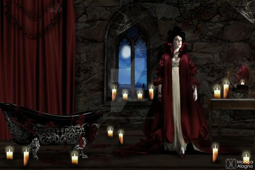 The Bloody Countess. by monicaalagna