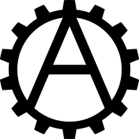 Industrial Anarchism Symbol by BullMoose1912