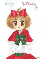 Holiday Ringo by Tamao