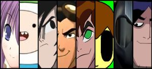 CN Absolution Direction - Main Characters - S2 by ian2x4
