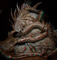 Smaug 3-D conversion by MVRamsey