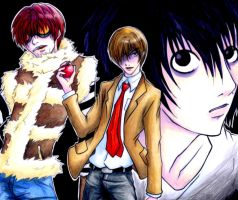 Death Note by Liz-kun