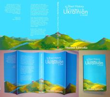 Book cover design by Vloth