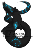 Arcardiness Point Adoptable -CLOSED- by kim102