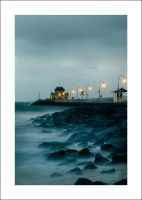 St Kilda Pier by Cameron-Jung