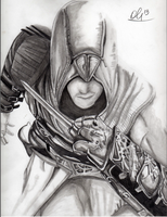 altair-assassin creed by mindofolly