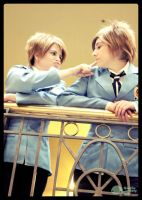 OHSHC: Poke, Poke by GreenTea-Cosplay