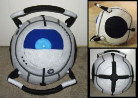 Wheatley Plush (Life-Size) by Emmalyn