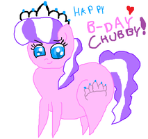 Happy birthday Kyle! by cottoncloudyfilly