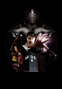 DAM Doctor Who Season Artwork by davidnagel