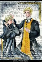 APH The priest by MaryIL