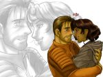 KOTOR Valentines Day Wallpaper by Eji