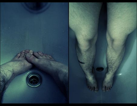 .now and again, i drown by thephotogenesis