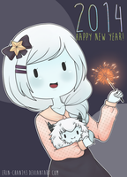 2 0 1 4 by Erin-Chan143
