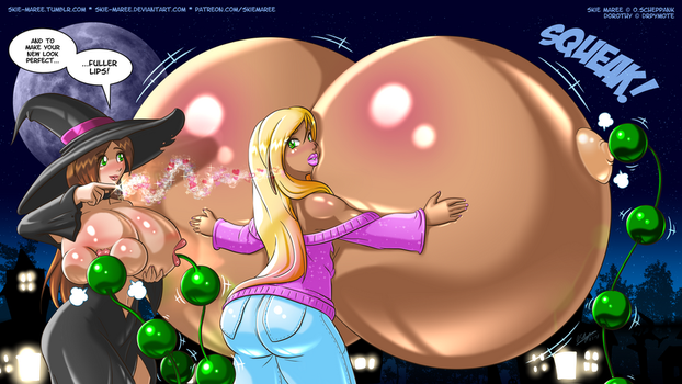 (Com) Blowing-(Up)-Boobs by Skie-Maree