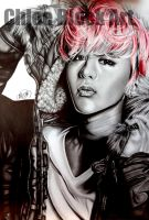 G-Dragon by ItsCloctorArt