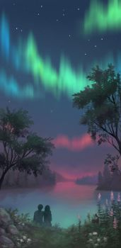 Northern Lights by jjnaas