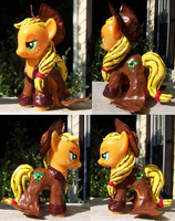 Applejack Custom Pony Mod by YFish