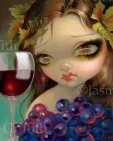 Spirits of the Vine: Merlot by jasminetoad