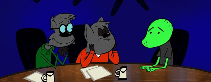 The Little Gervais Show by Farel13
