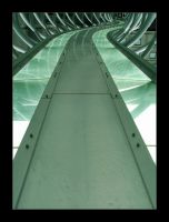 leith walk bridge by moinerus