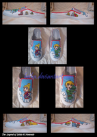 Wind Waker Shoes by Beika