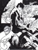 Knives and the Eye of Michael by trigun-knives009