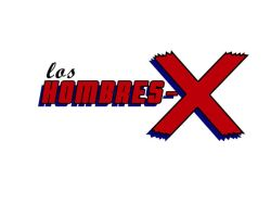 Los Hombres Equis logo by JesseAcosta
