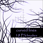 curved lines by szuia