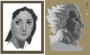 Greyscale Studies 1 by ccs1989