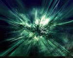 Abstract wallpaper by Senthrax