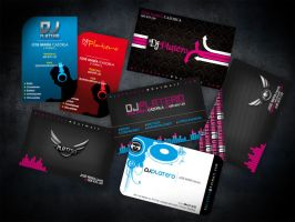 DJ_Platero Card by hecrazy