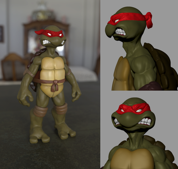 TMNT Preview by onetruth