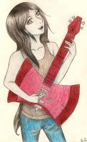 Marceline by Aurielis