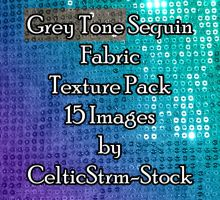 Sequin Fabric Stock Pack by CelticStrm-Stock by CelticStrm-Stock