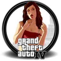 Grand Theft Auto 4 - Icon by DaRhymes
